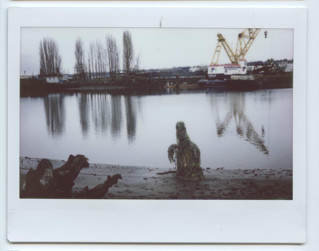 Duwamish River Monster!
